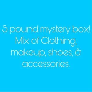 Pants - 5 pound mystery bundle deal!